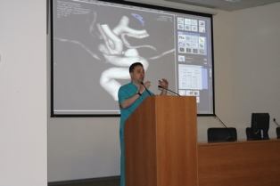 Neuroendovascular Techniques Workshop in Russia