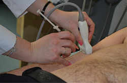 Neurologist of FNC mastered the technique of use of ultrasound in botulinotherapy.